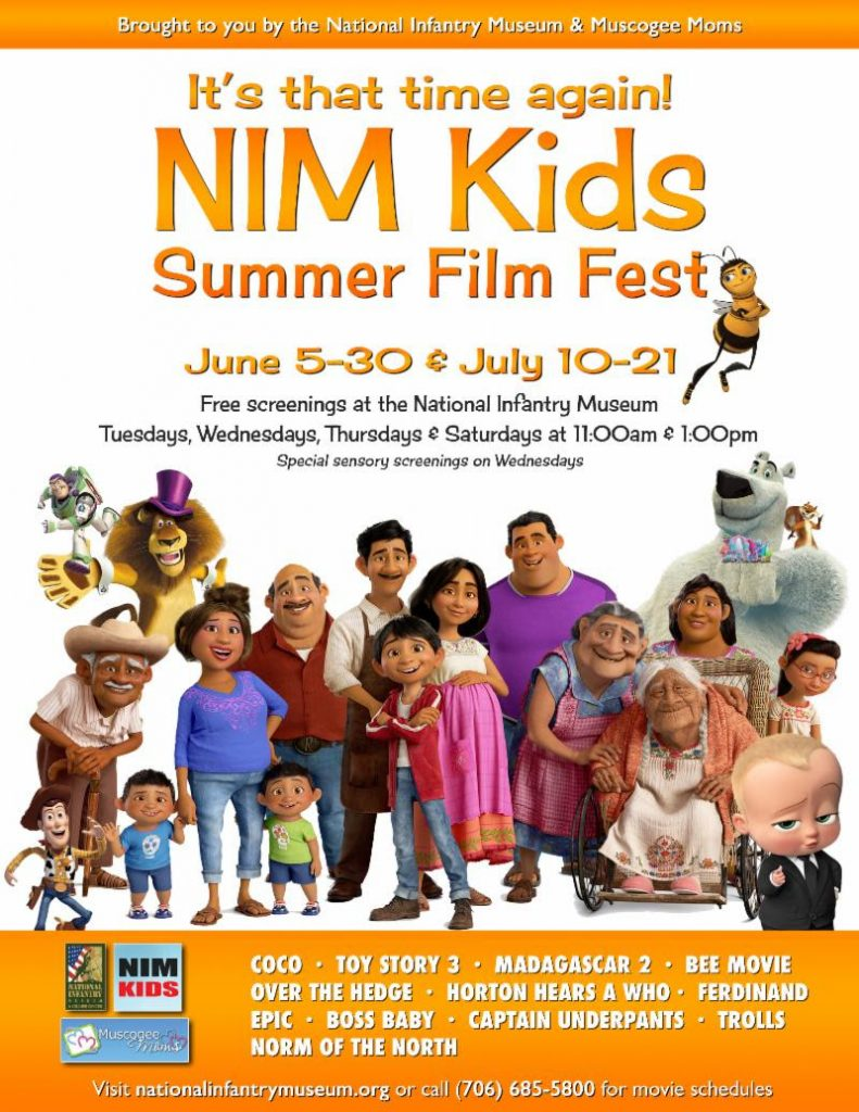 NIM Kids Summer Film FEst