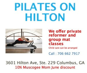 PILATES ON HILTON