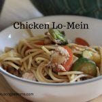 Quick and Easy Chicken Lo-Mein