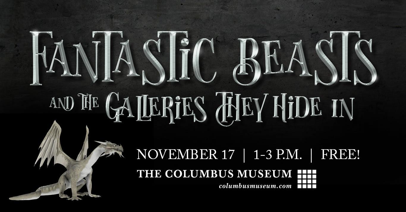 fantastic beasts col museum