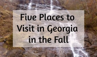 Five Places to Visit in Georgia This Fall