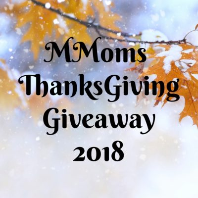 MMoms 2018 Thanksgiving Giveaway