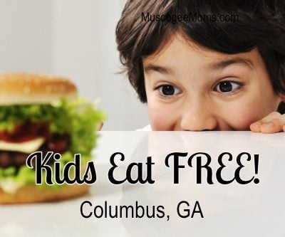 Local Dining Deals for Kids