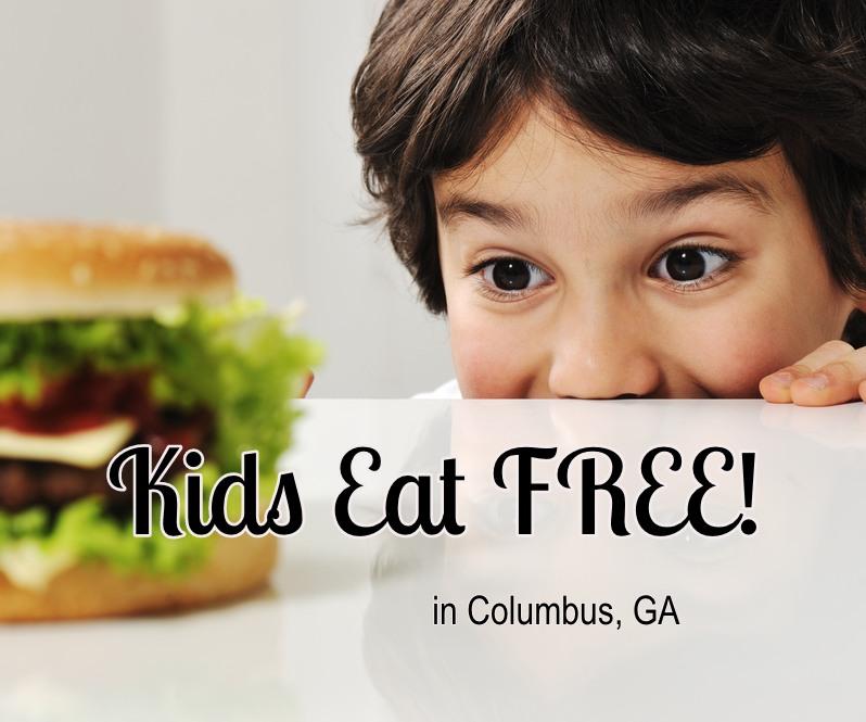 dining deals for kids