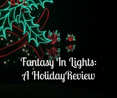 Spotlight: Fantasy in Lights at Callaway Gardens