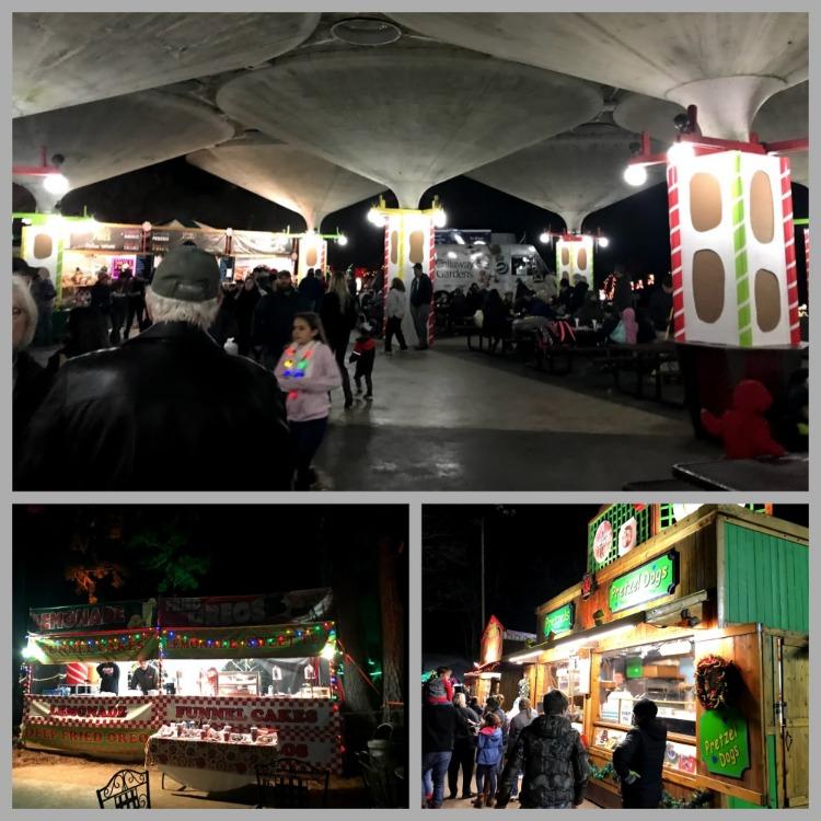 Fantasy in Lights Food Court