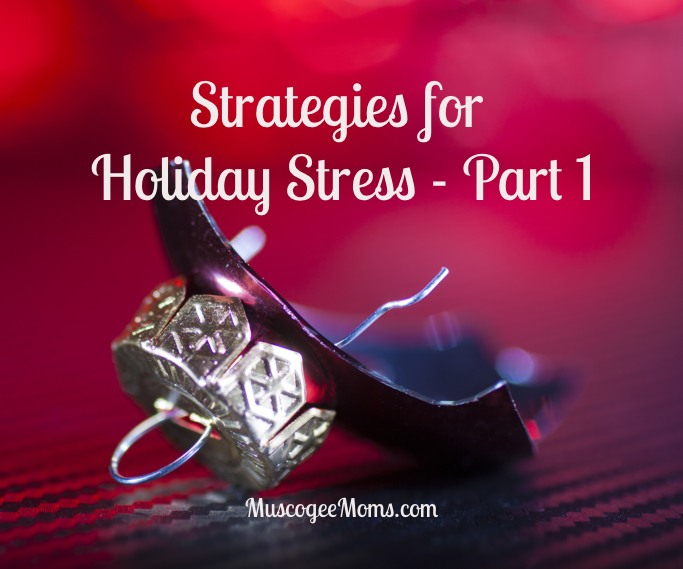 holiday stress