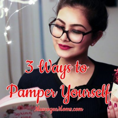 3 Ways to Pamper Yourself This Holiday Season