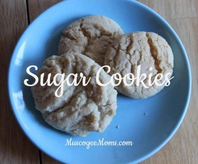Tasty Cooking: Sugar Cookies