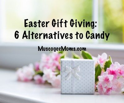 Easter Gift Giving: 6 Alternatives to Candy