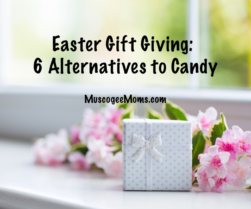 Easter gift giving