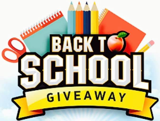 2nd Annual Citywide Back 2 School Supply Giveaway