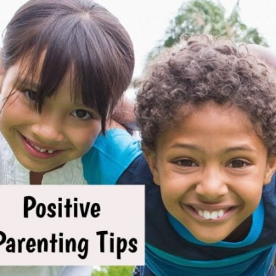 Positive Parenting Tips for Healthy Child Development