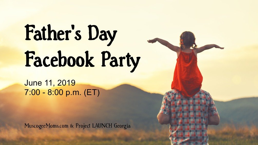 fathers day facebook party