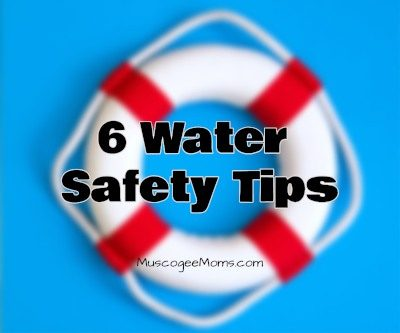 6 Water Safety Tips