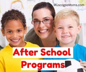 Child Care & After School Programs