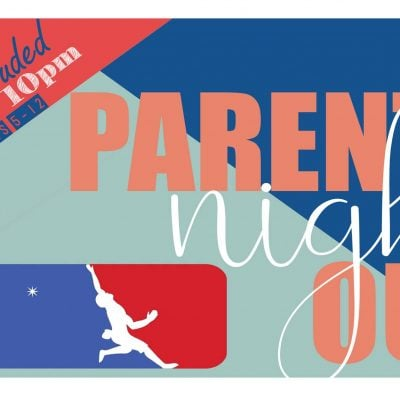 Parent's Night Out Climbing Event