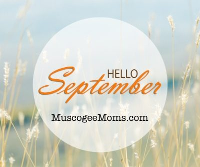 September Kids Events in 2019