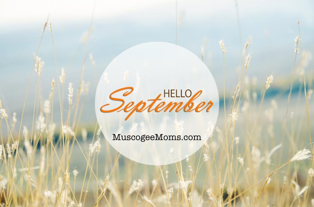 september kids events