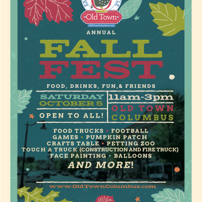 Fall Festival @ Old Town Columbus