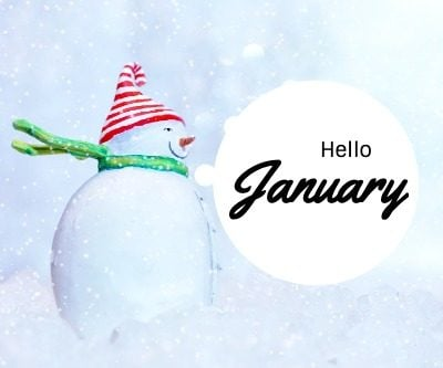 January Events for Kids