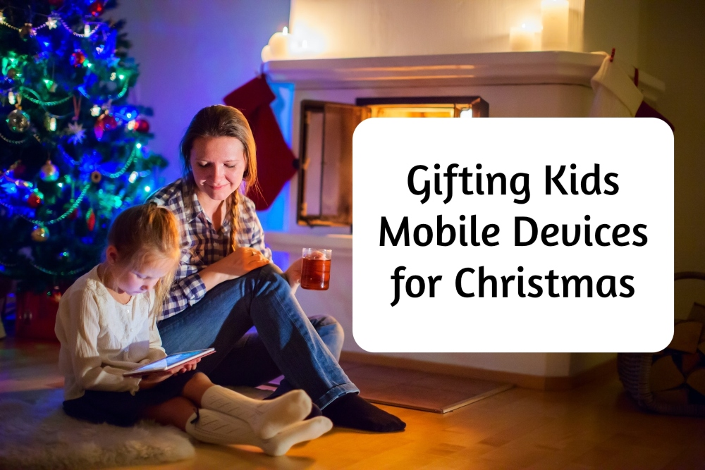 kids mobile devices