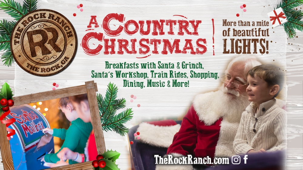 The Rock Ranch Christmas