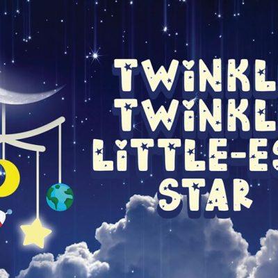 Twinkle, Twinkle Little-est Star
