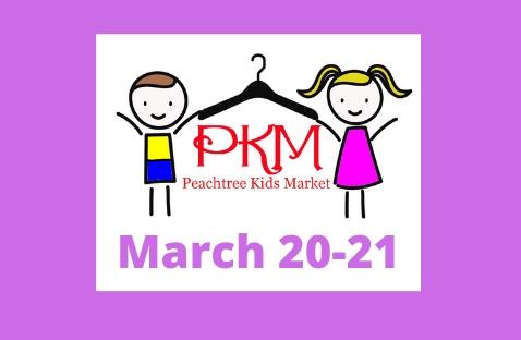 POSTPONED – Peachtree Kids Market – Spring 2020