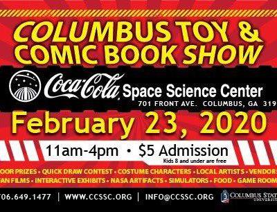 Columbus Toy & Comic Book Show