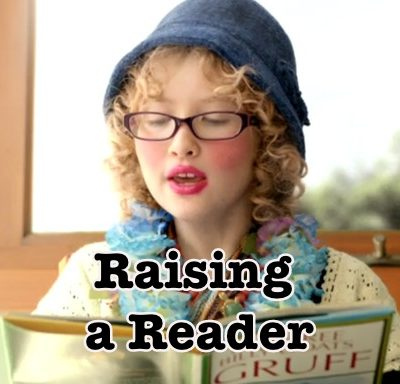 Raising a Reader – Part 2