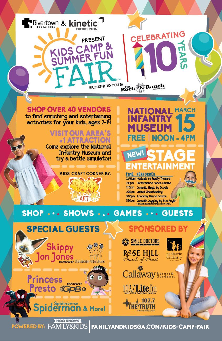 Kids Camp Fair 2020