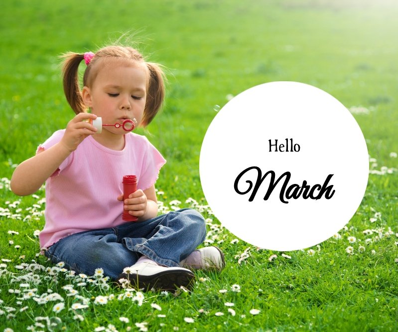 March Events for Kids