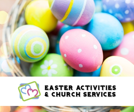 Easter Activities & Church Serivces