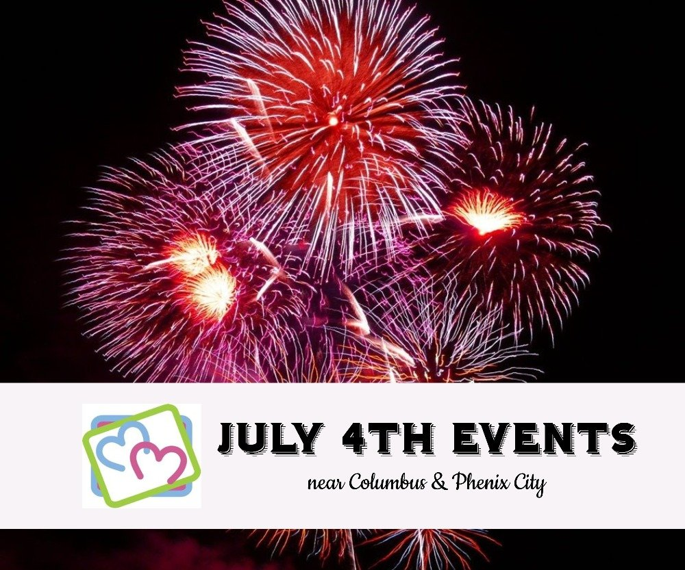 July 4th Events and Fireworks