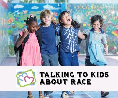 Anti-Racism Resources for Parents