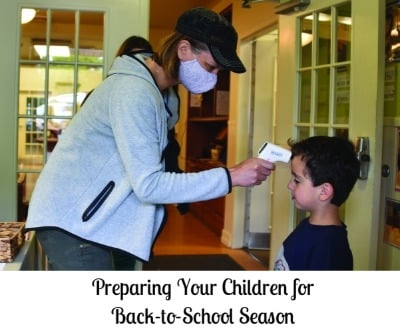 Emotionally Preparing Your Children for Back-to-School Season