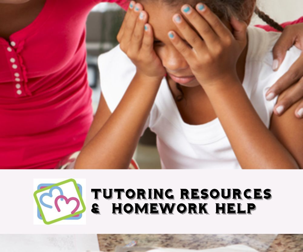 tutoring and homework help