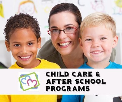 Child Care and After School Programs