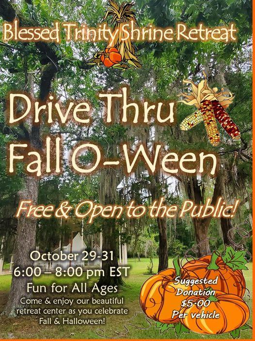 Drive Thru Fall O'ween