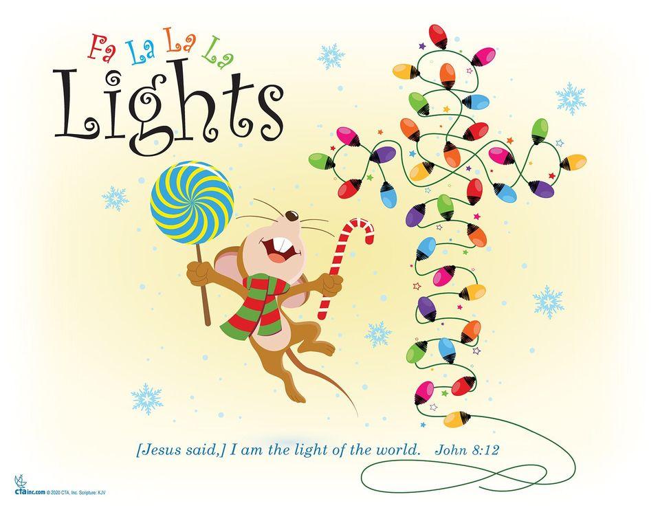 Fa La La La Lights