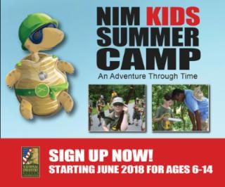 NIM Kids Summer camp