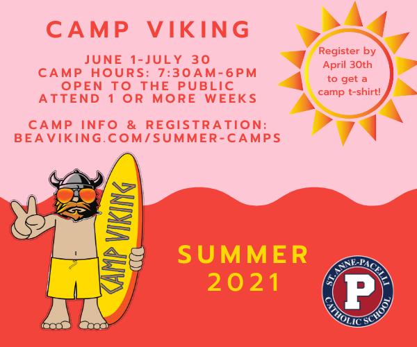 Camp Viking 2021