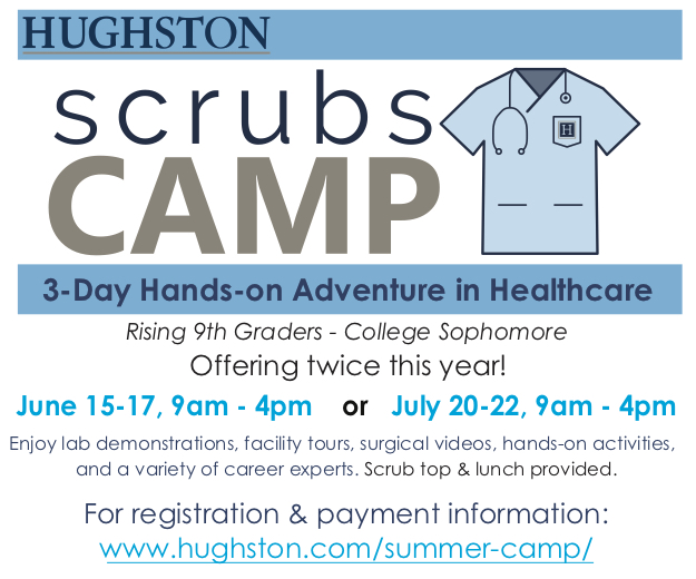 Hughston SCRUBS Camp
