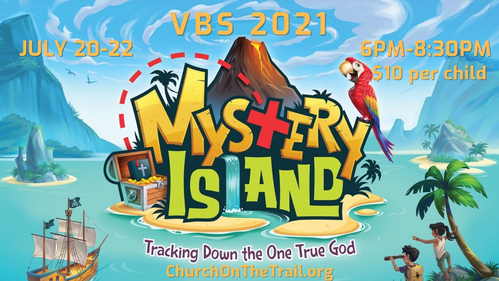 VBS at Church on the Trail