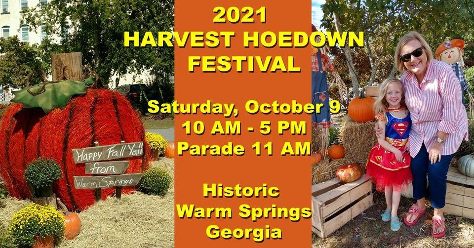 Harvest Hoedown Festival