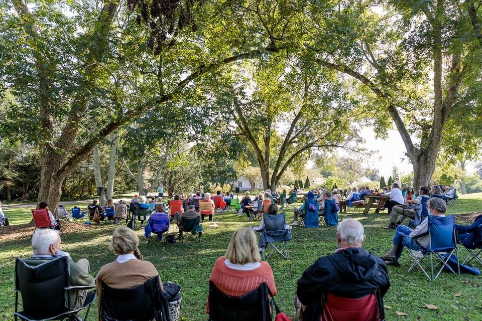 10th Annual Stories in the Garden